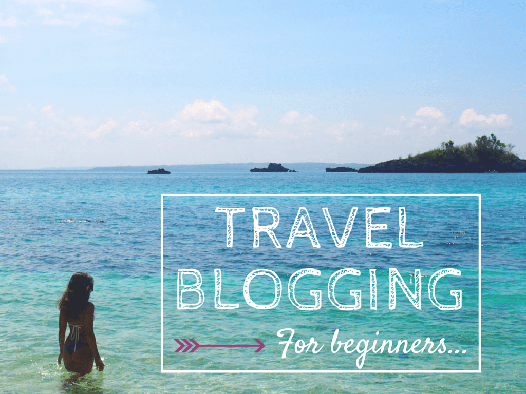 Create a travel blog