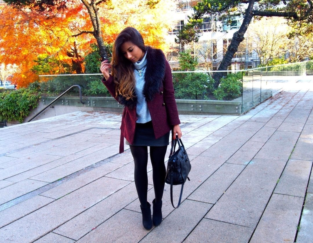 Winter Chic & Faux Fur