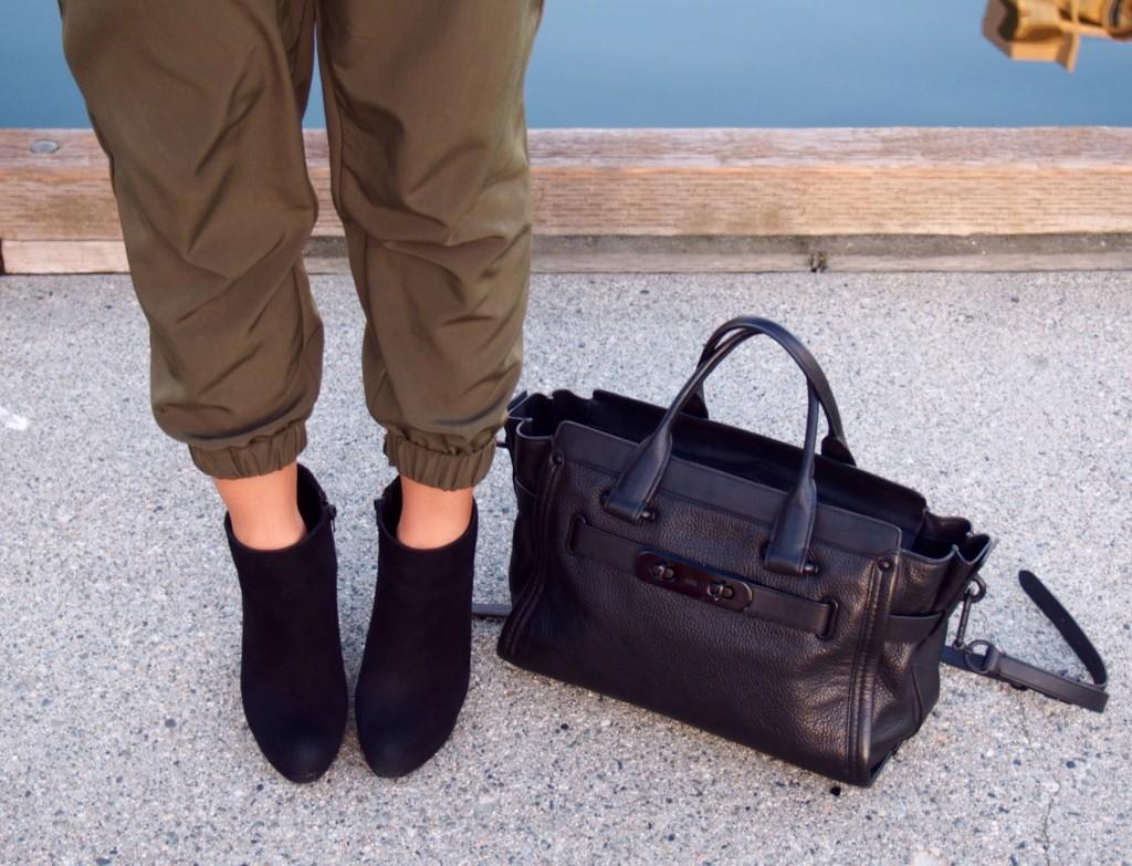 style khaki trousers