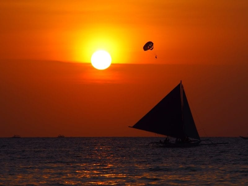 Incredible Sunsets In Southeast Asia