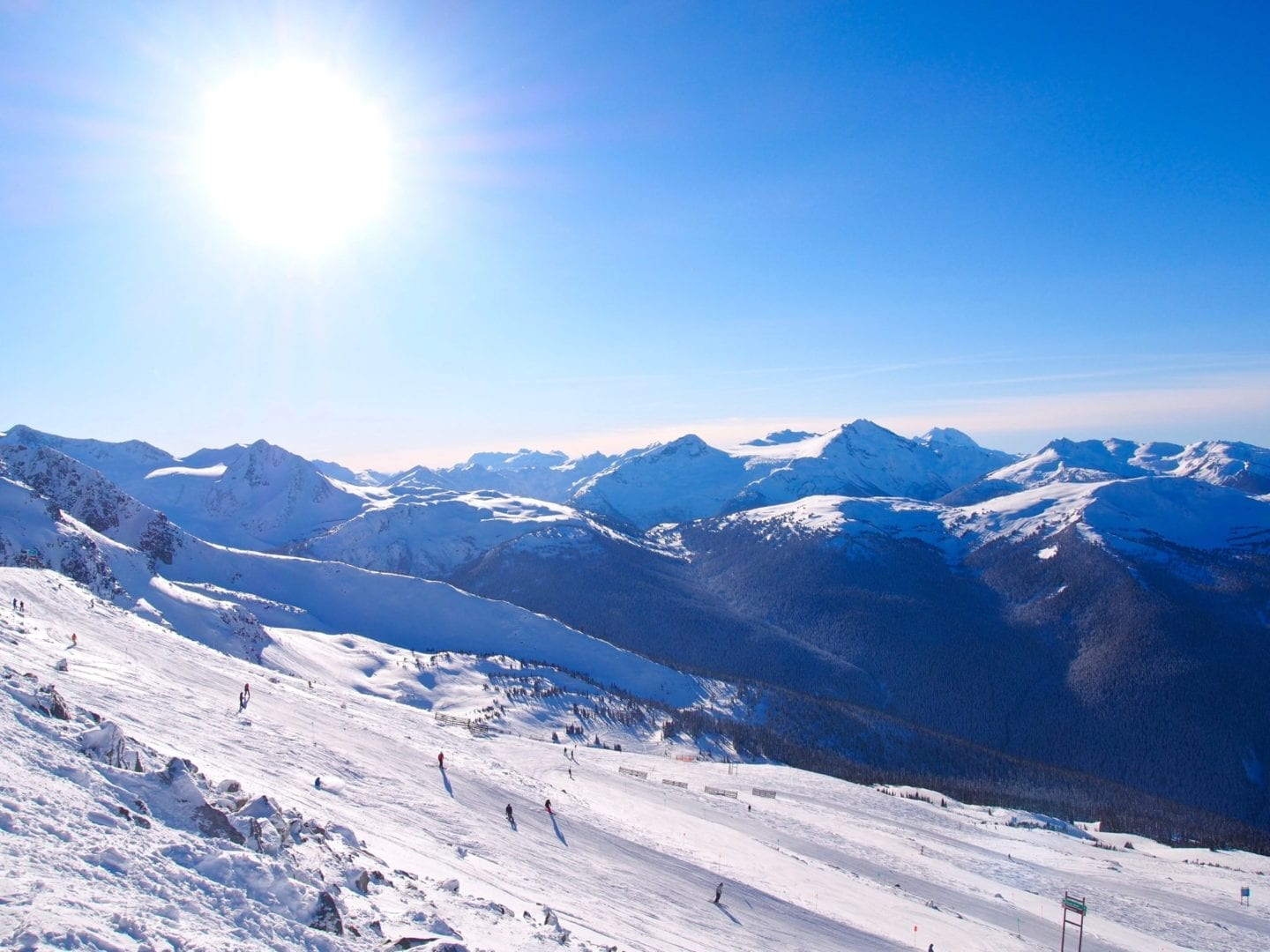 A Spring Weekend In Whistler