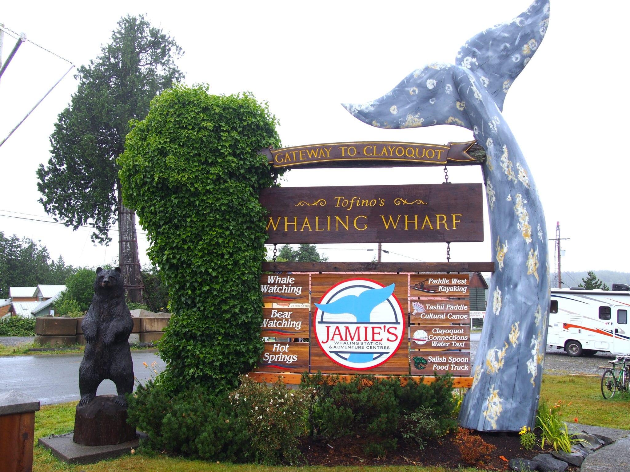 Jamies Whaling Station