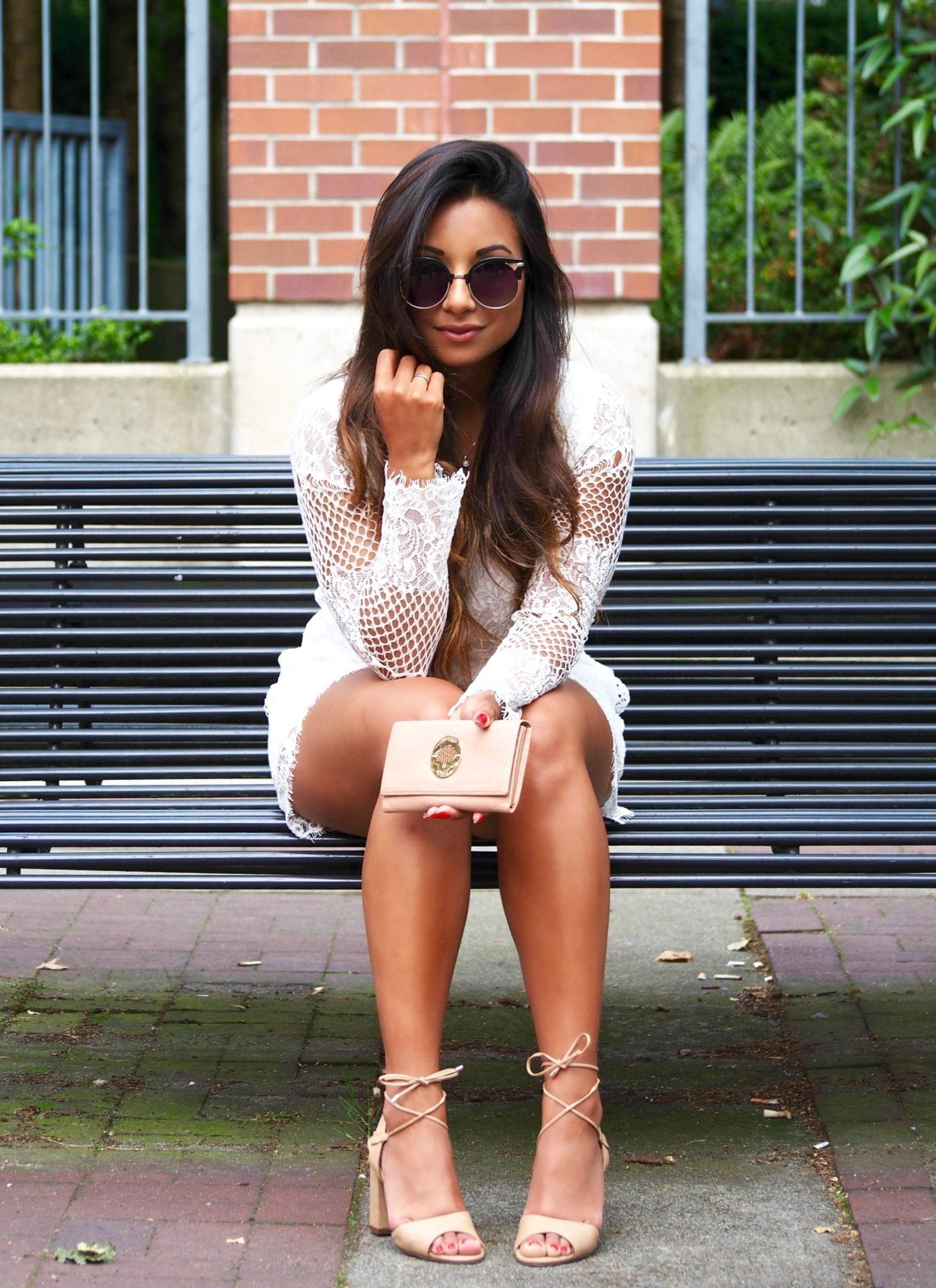 Summer Lace Outfit