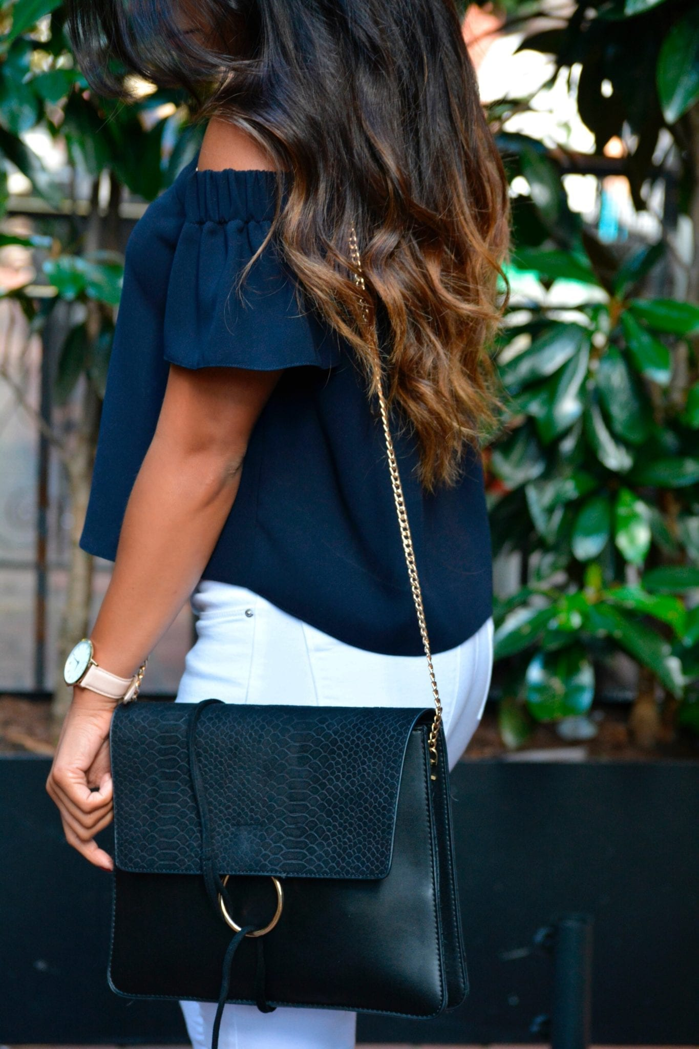 Finding The Perfect Bardot Top