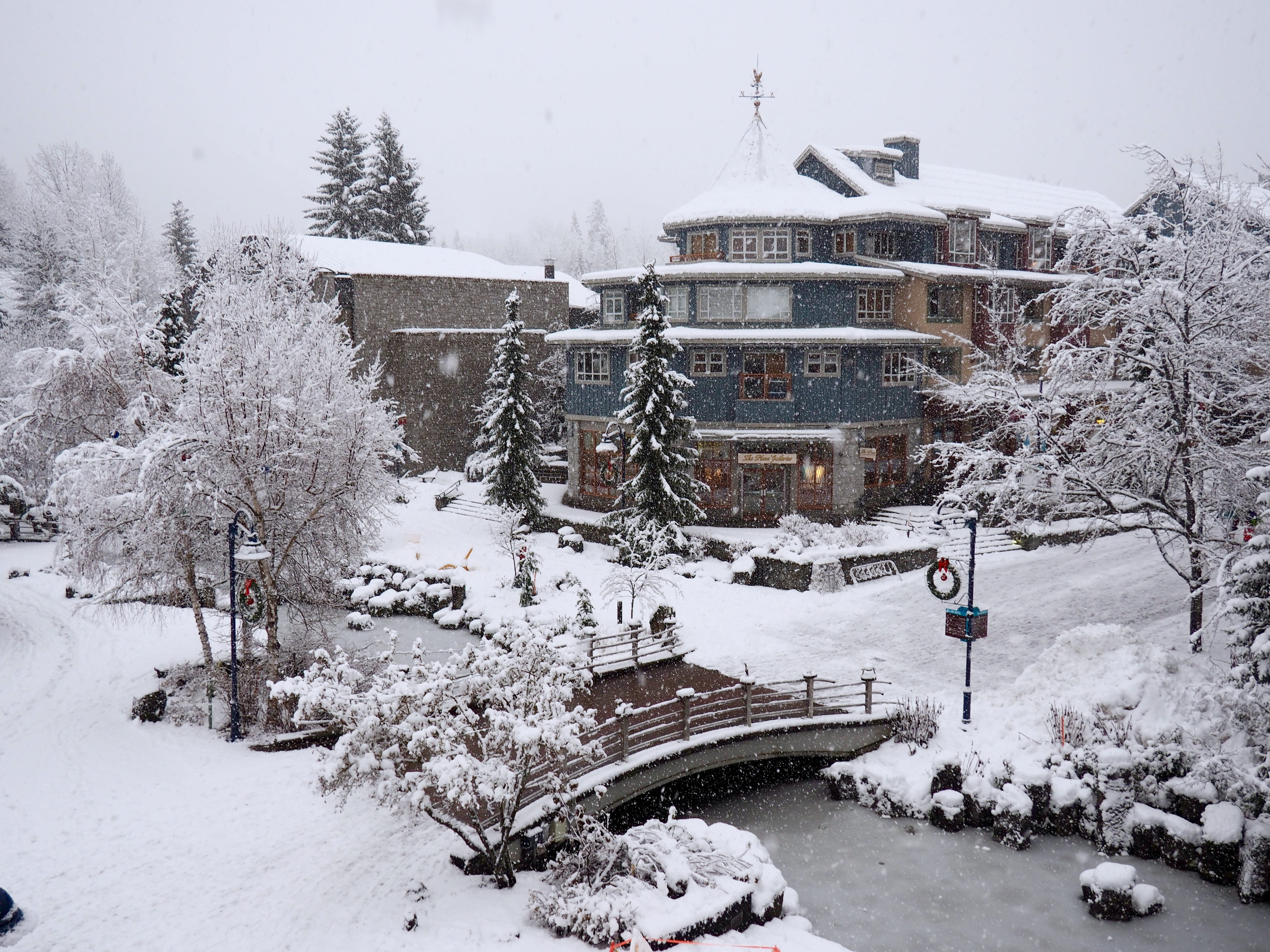 Whistler in Winter