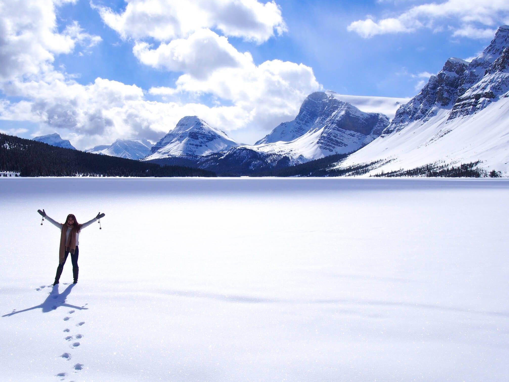 Banff in Spring