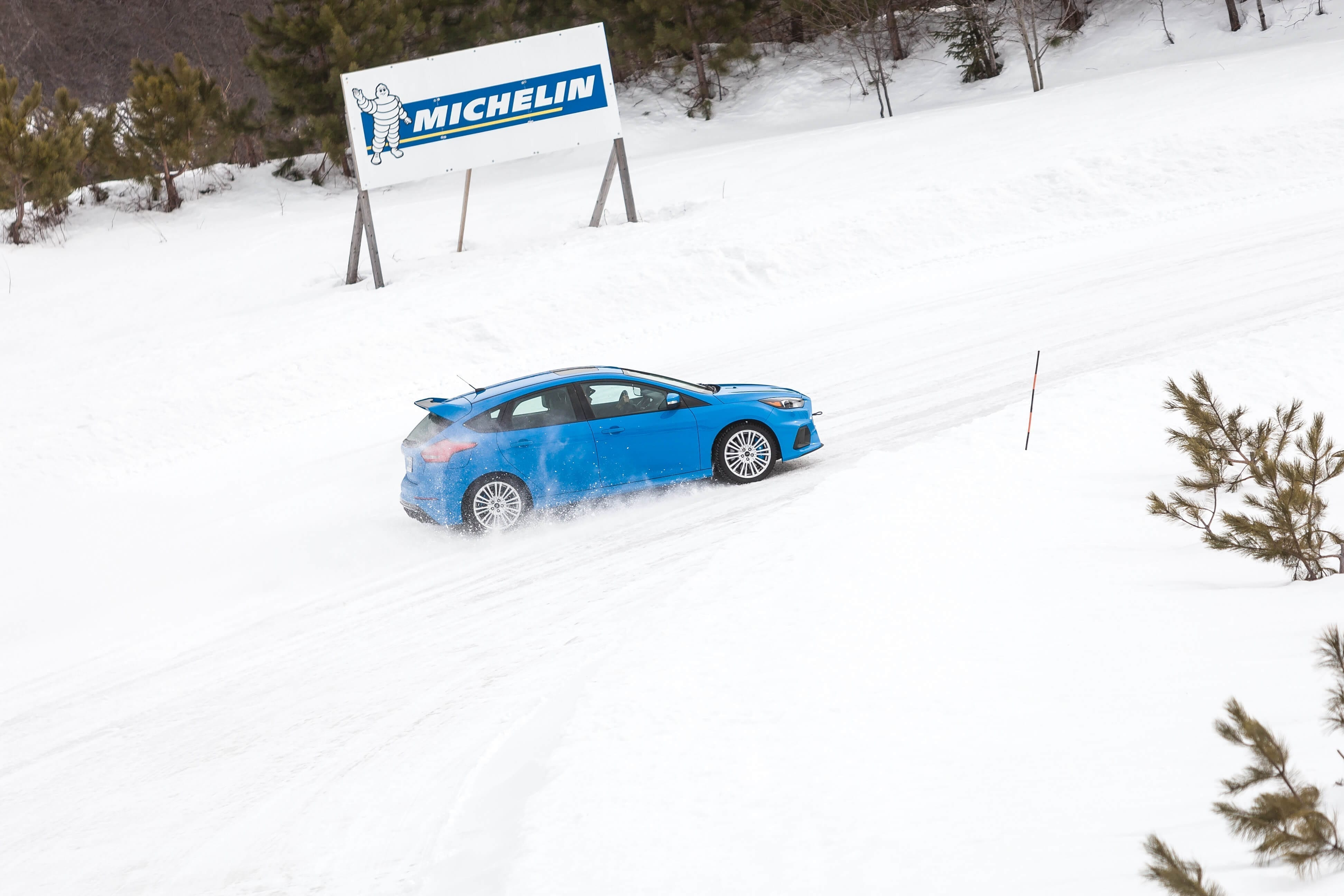 Ford Focus RS Snow