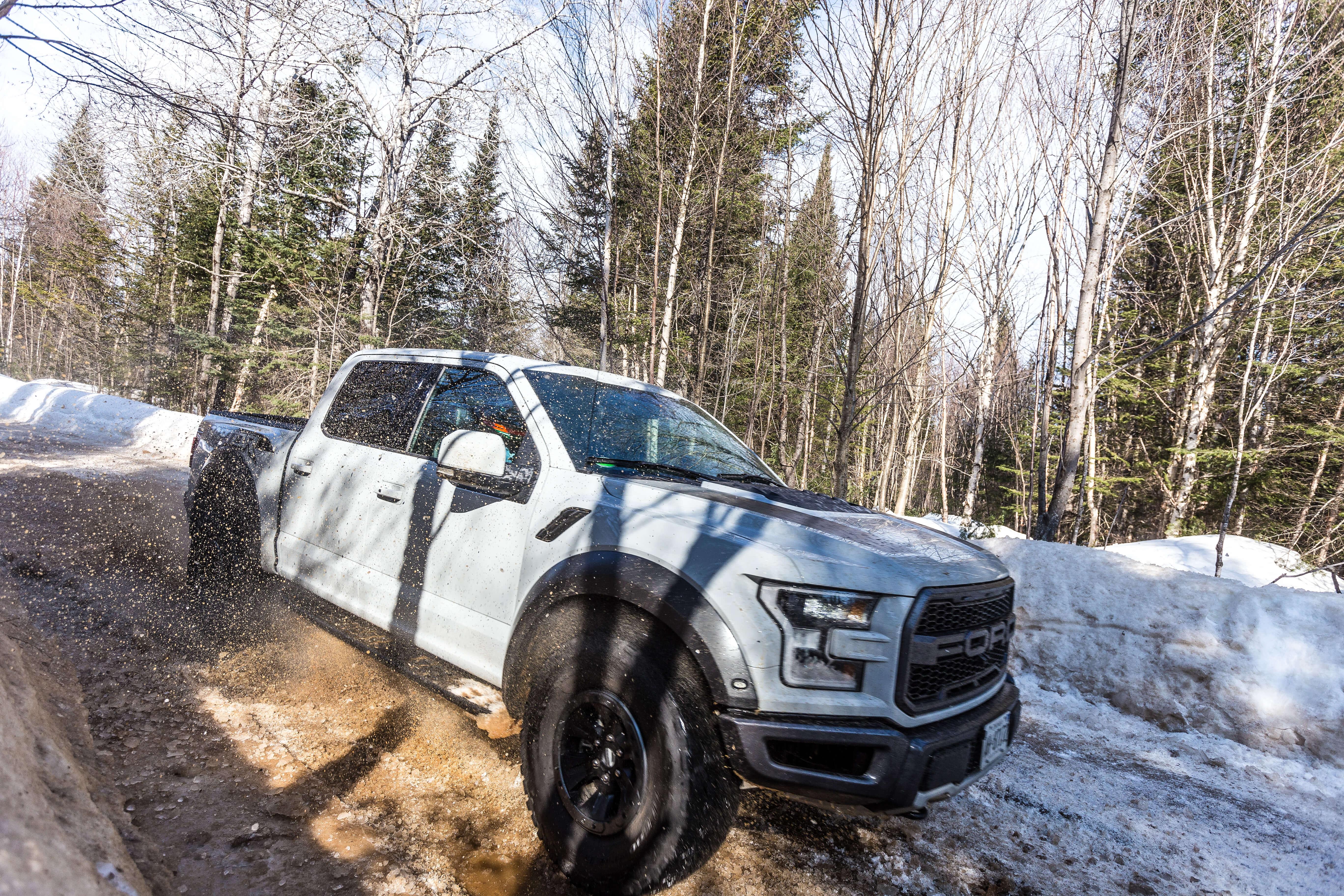 Ford Raptor Off Road