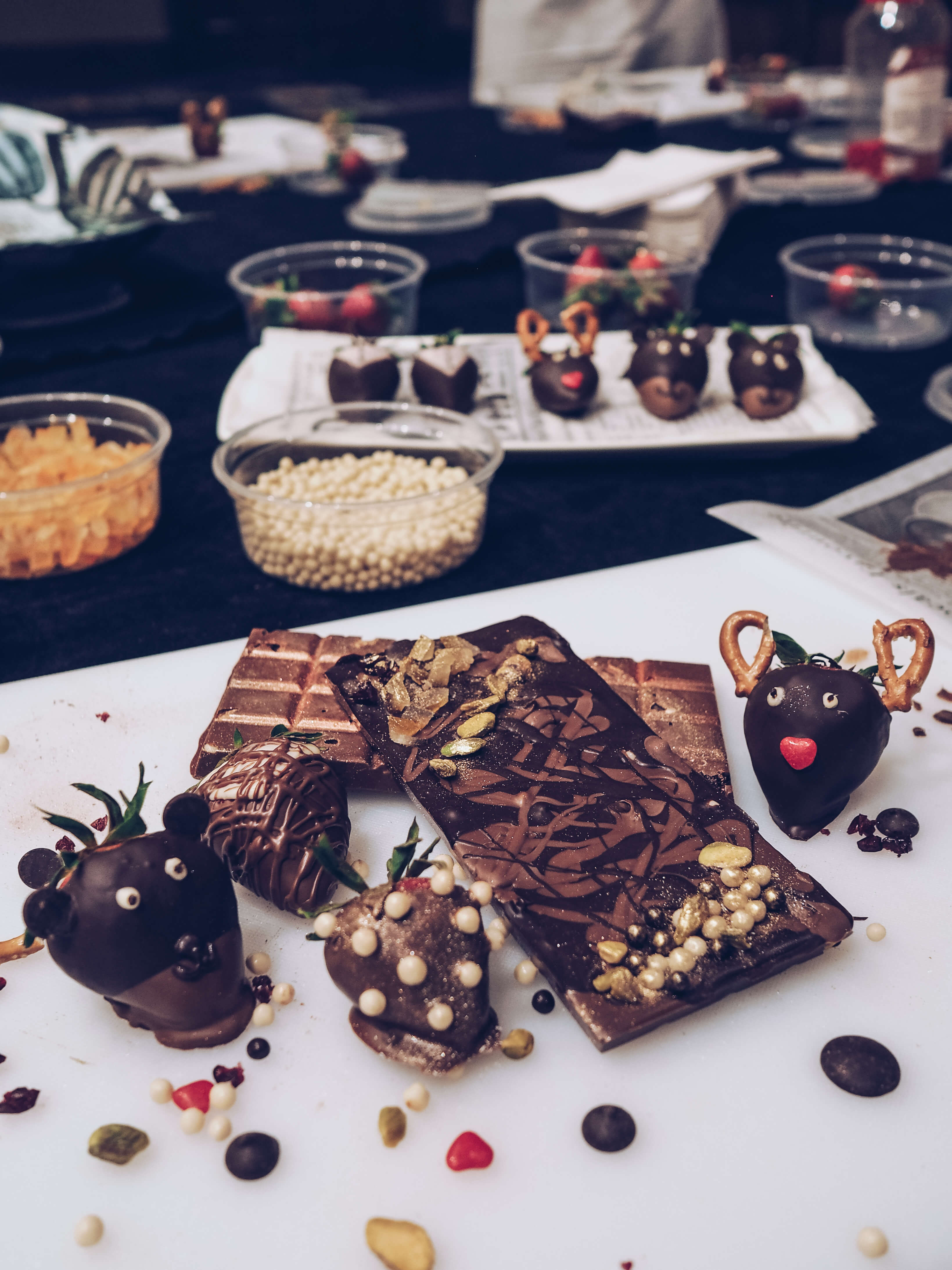Whistler Chocolate Tasting