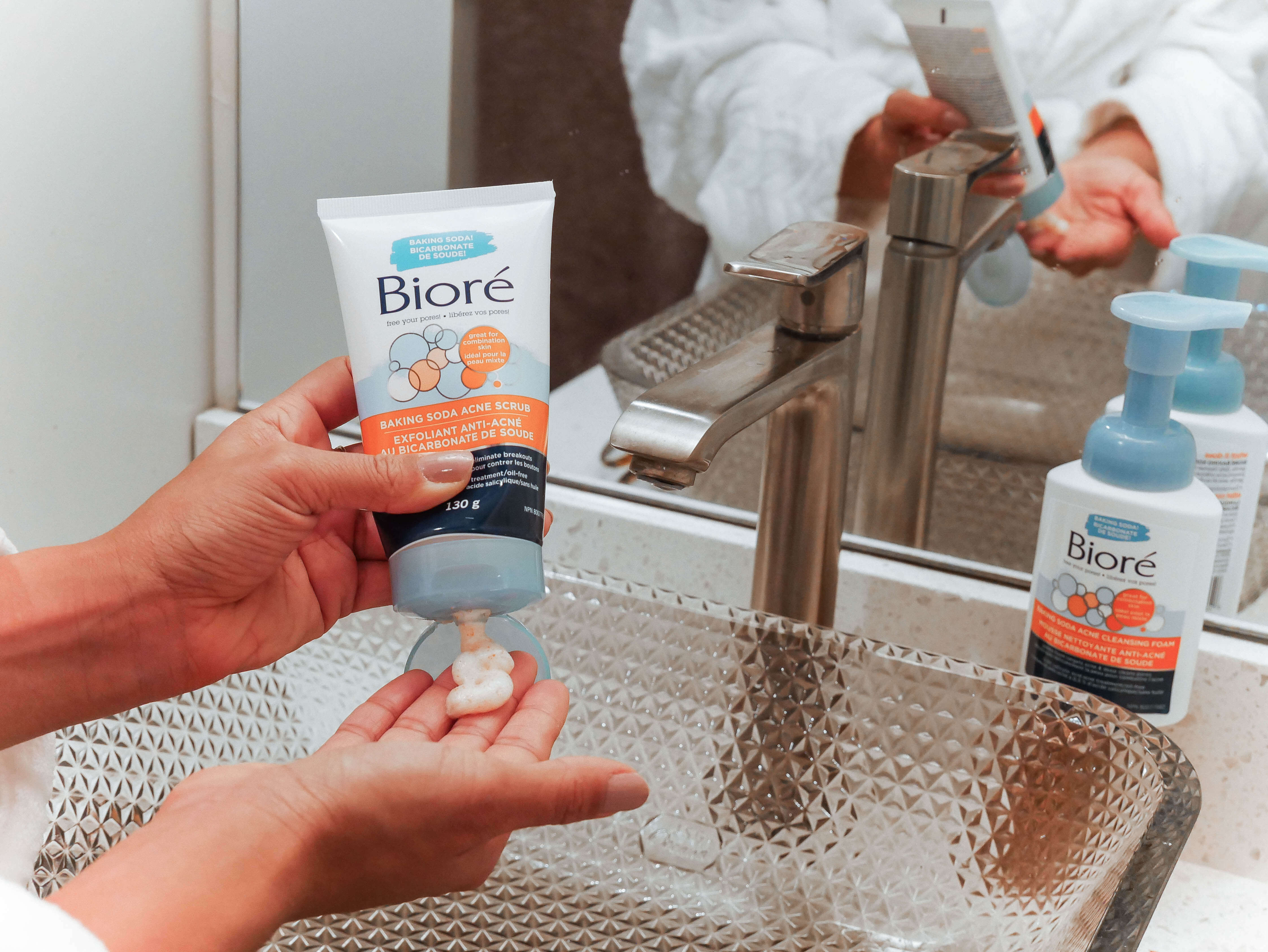 Biore Baking Soda Acne