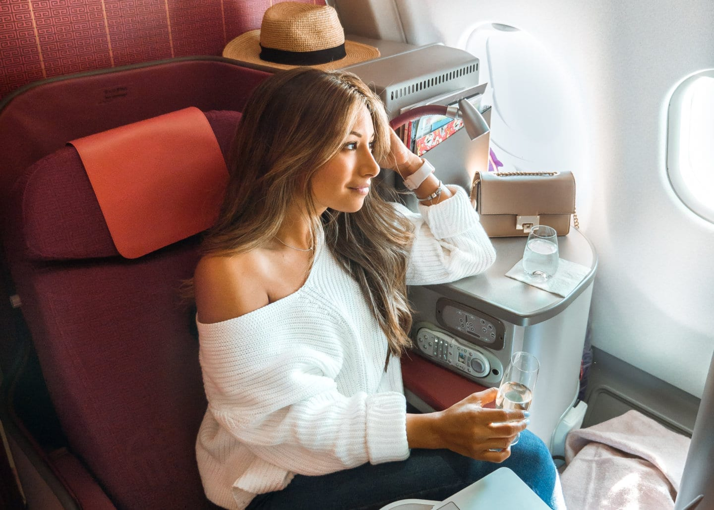 Tips For Travelling Long Haul + Flying Business Class With Hong Kong Airlines
