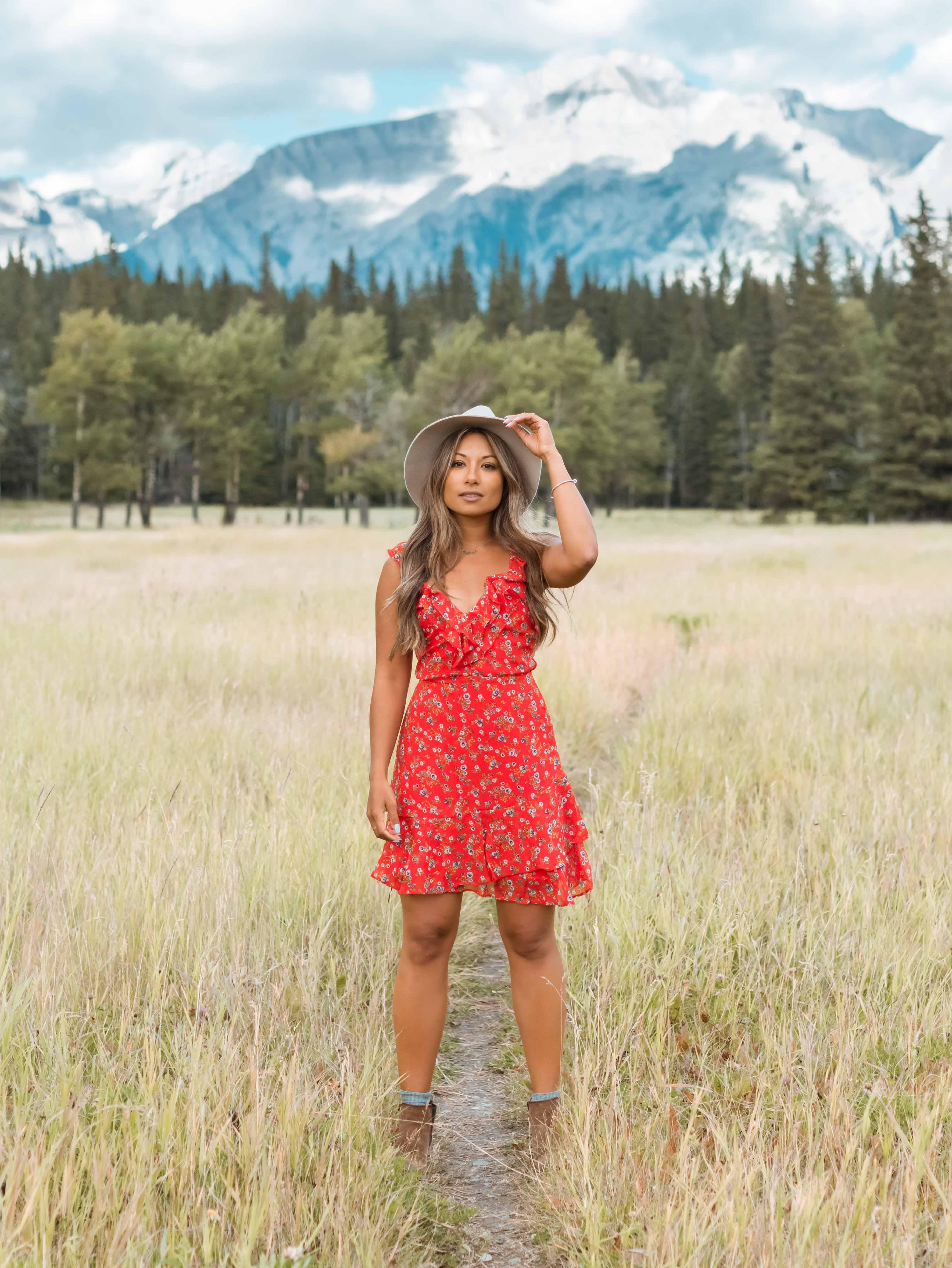 What To Wear In Banff In Autumn