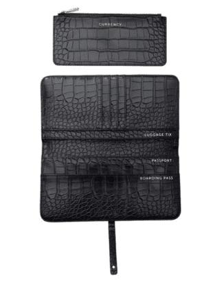 Croc Travel Wallet