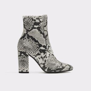 ALDO Snakeskin Boots