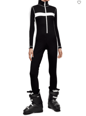 Topshop Thermal Snow Jumpsuit