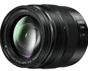 LUMIX Lens 12-35mm 2.8