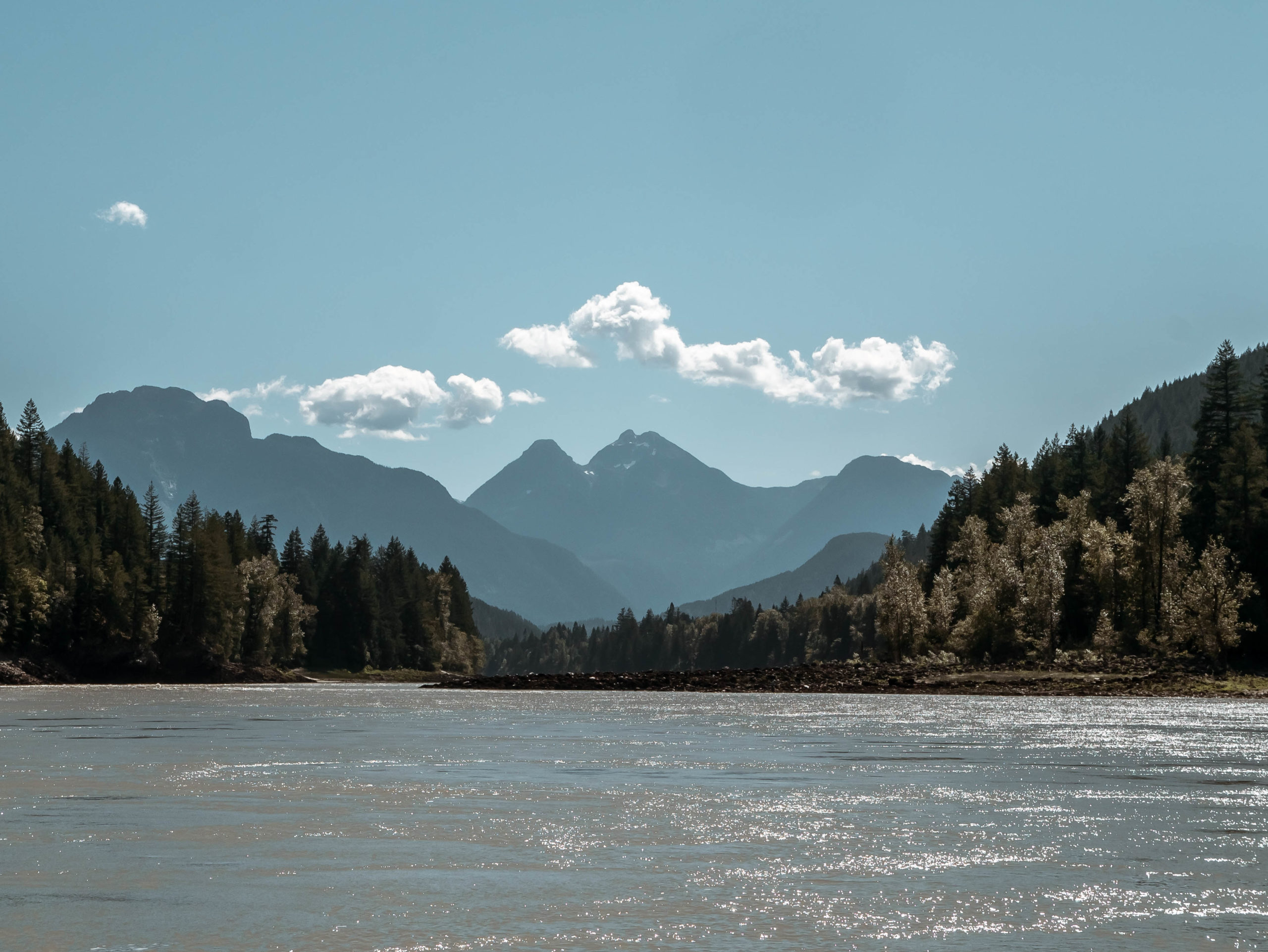Exploring the Fraser Valley